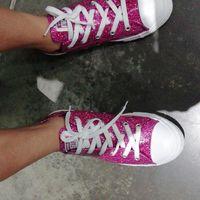 Mis zapatos magentas - 1