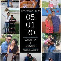 Mi save the date- Aparta la fecha - 1
