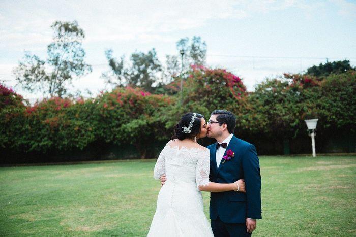 Comparte la foto favorita de tu boda 18