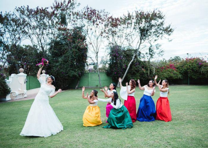 15124109a1 qué colores y estilo usarán sus damas    - Foro Moda Nupcial - bodas ...