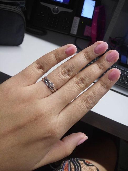 ¿Qué anillo va primero? 4