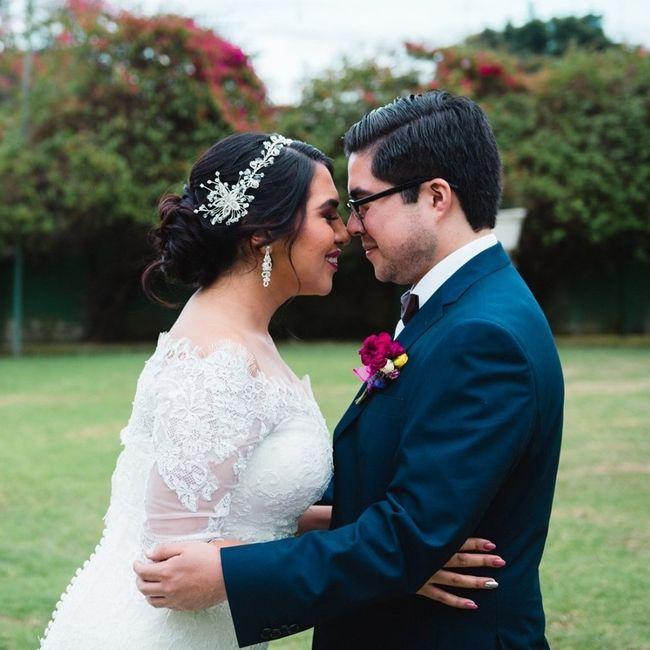 Comparte la foto favorita de tu boda 16