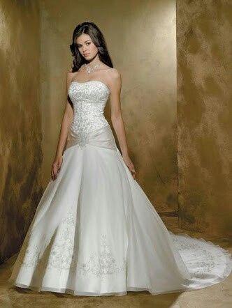 a201a69bc Ayuda... vestido con o sin cola - Foro Moda Nupcial - bodas.com.mx