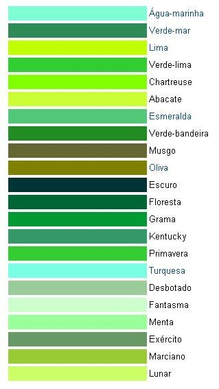 Tonos De Verde Foro Organizar Una Boda Bodascommx - Tonos-verde