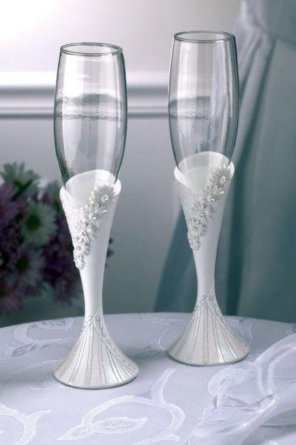 copas decoradas foro manualidades para bodas. Black Bedroom Furniture Sets. Home Design Ideas