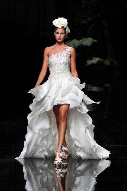 vestido de novia november rain