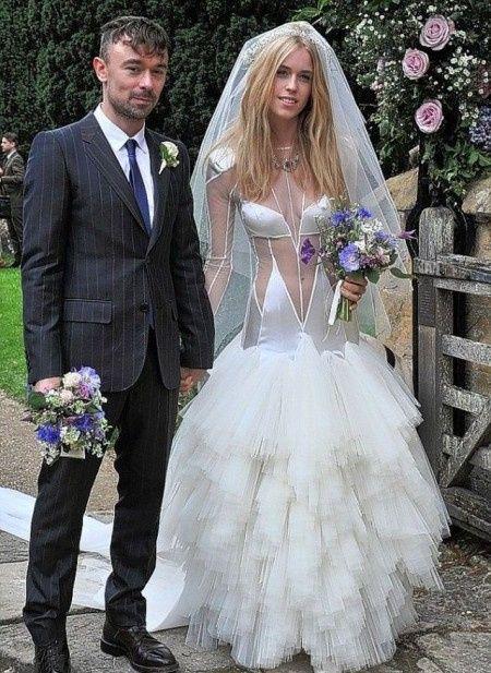 Vestidos de novia chistosos
