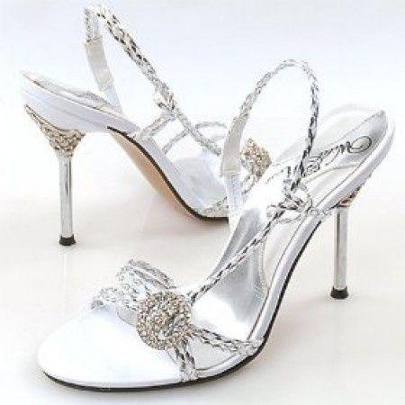 sandalias para novias - foro moda nupcial - bodas.mx