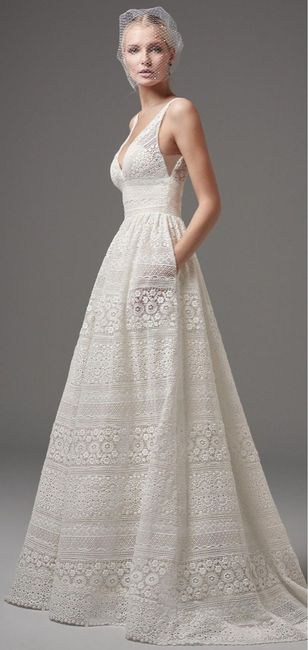 Vestidos de novia maggie sottero en mexico
