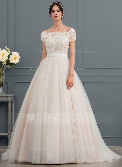 Vestidos de novia jjshouse comentarios