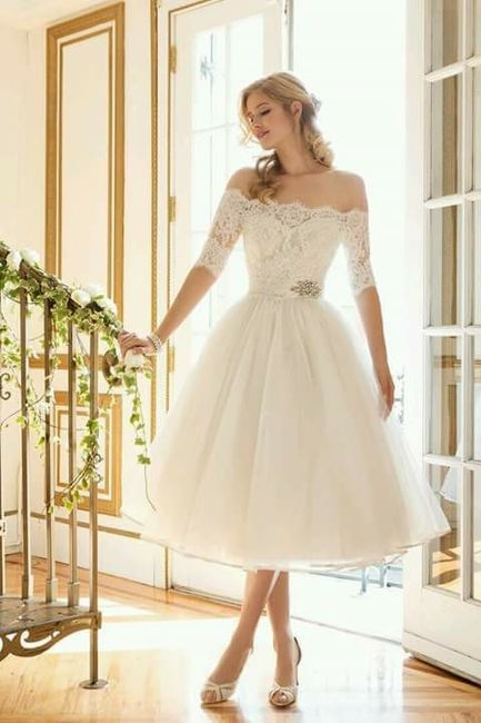 Vestidos cortos para civil o recepción - Foro Moda Nupcial - bodas ...