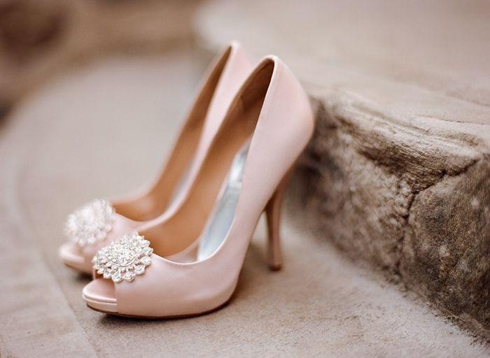 Zapatos de novia rosas! - Foro Moda Nupcial - bodas.com.mx 93c1ca02691