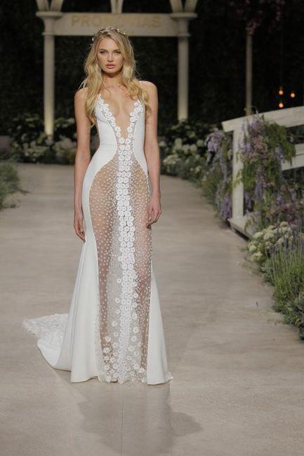 0049d274e1 Vestidos para novias 2019 - Foro Moda Nupcial - bodas.com.mx
