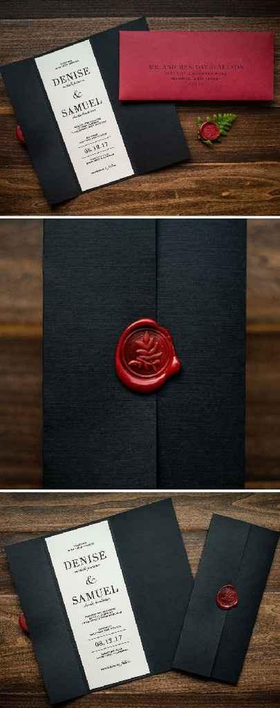 Invitasiones rojas!!!! - 4
