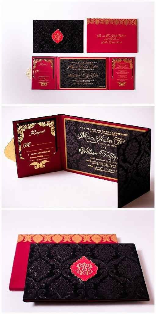 Invitasiones rojas!!!! - 5