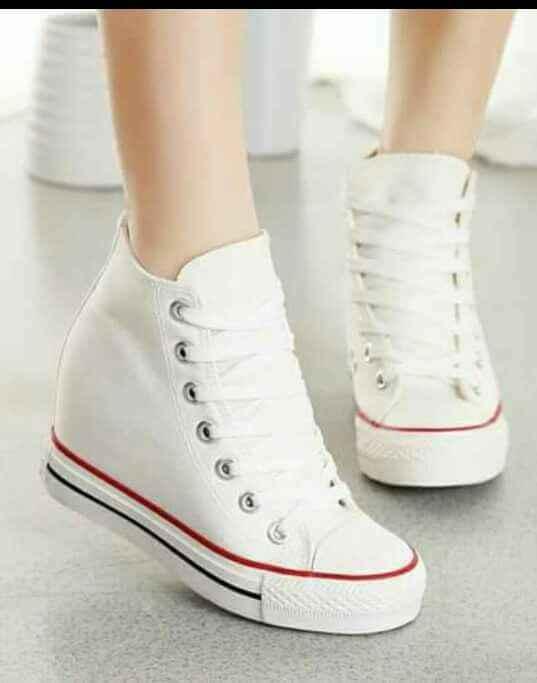 Tenis, otra opcion de calzado. - 1
