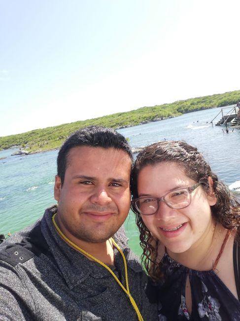 Nuestra Luna de Miel en Costa Mujeres 5