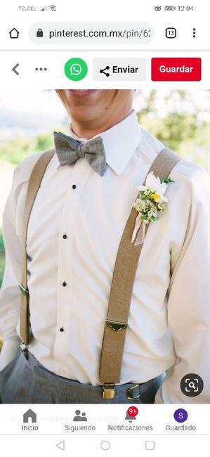 Reto con regalo: Viste a tu pareja para la boda 🎁 15
