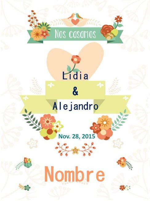 0f48e8ca3 Invitaciones para madrinas de honor! - Foro Manualidades para bodas - bodas .com.mx