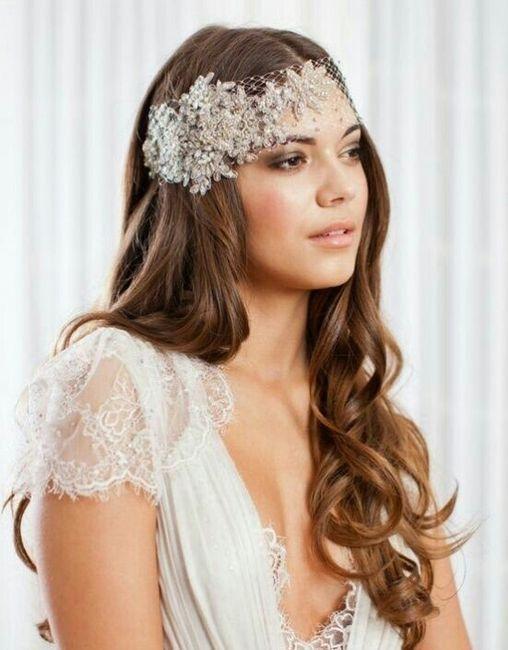 Cabello suelto y ondulado!!! - Foro Moda Nupcial - bodas.com.mx b02bd72c69c0