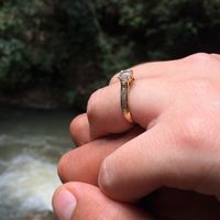 ¿Ya presumiste tu anillo de compromiso? - 1