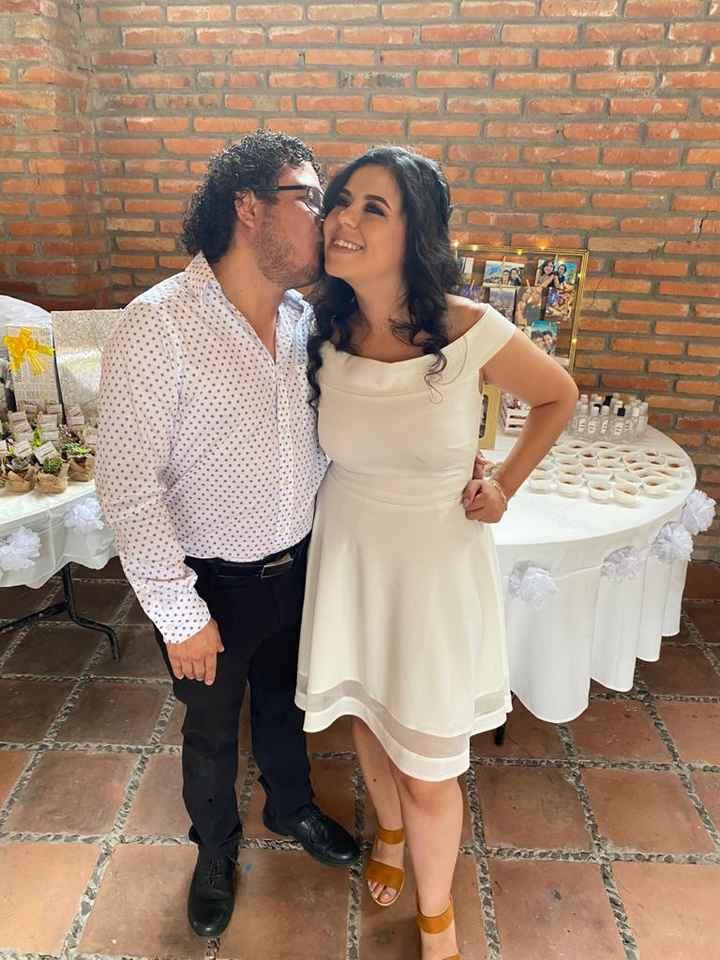 Casados por el civil!! - 4