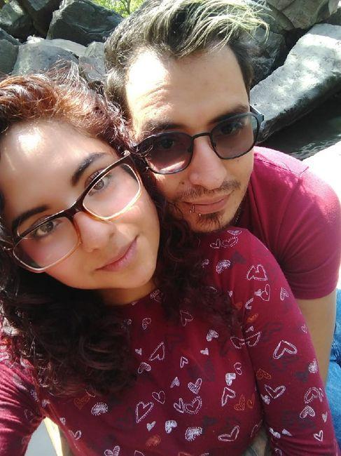 Ariz y Victor #elamorpuedecontodo - 1