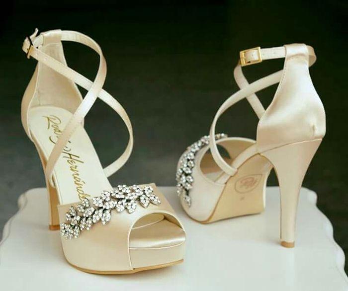 Resultado de imagen para zapatillas para boda