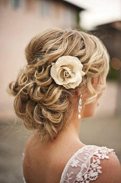 peinados para novias altas