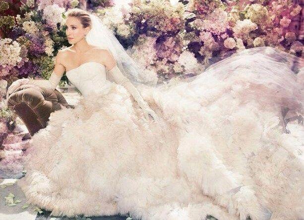 vestidos carrie bradshaw - foro moda nupcial - bodas.mx