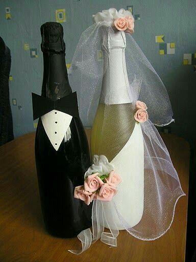 Botellas decoradas!!! - 1