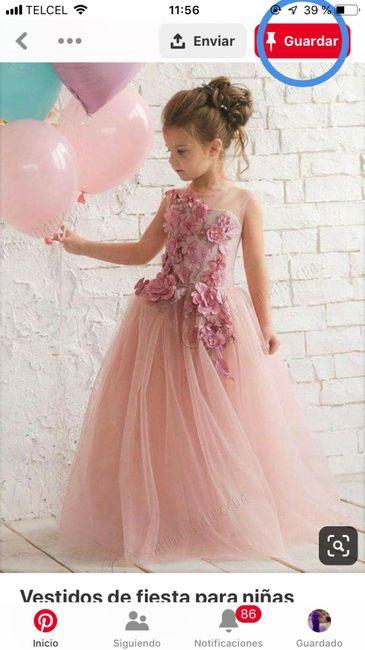 Vestidos Para Pajes Foro Moda Nupcial Bodascommx
