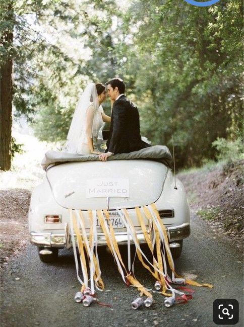 Transporte de boda 1