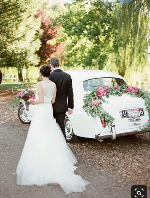 Transporte de boda 2