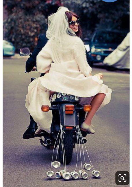 Transporte de boda 7