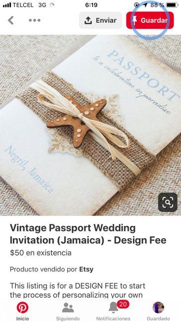 Ideas de invitaciones/ boda en la playa 43