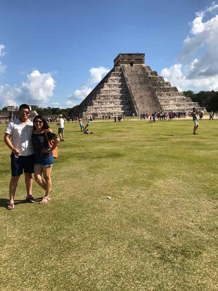 Luna de Miel  a Cancún - 2