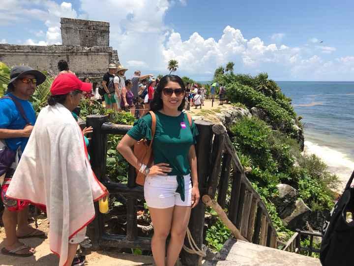 Luna de Miel  a Cancún - 3