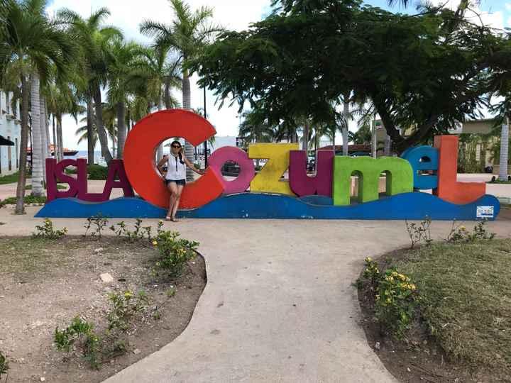 Luna de Miel  a Cancún - 4