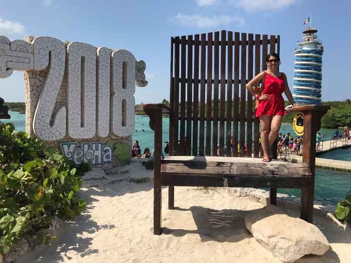 Luna de Miel  a Cancún - 5