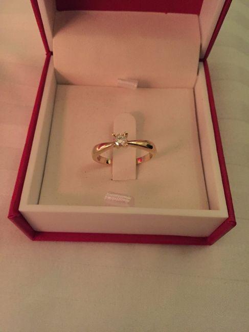 💍 TIPS para combinar tu anillo de compromiso y tu alianza 💍 4