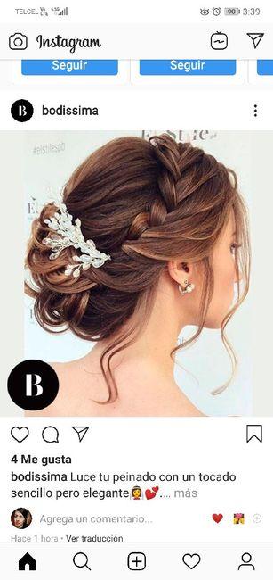 Comparte tu peinado 20