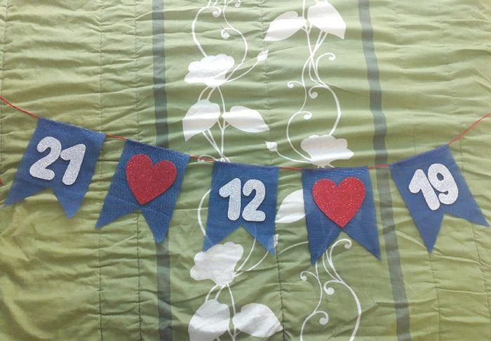 Mi banderín Diy🤗💖 5