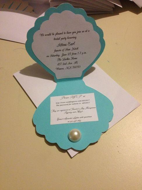 Ideas de invitaciones/ boda en la playa 34