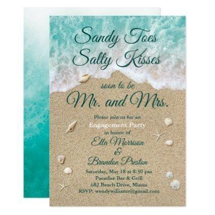 Ideas de invitaciones/ boda en la playa 39
