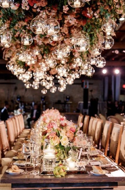 Decoración boda glam🌟 1