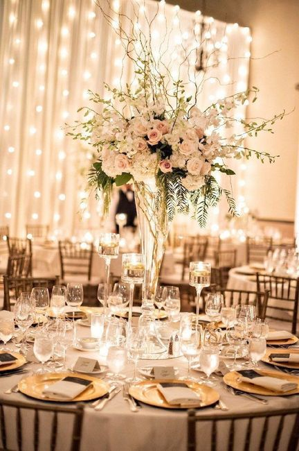 Decoración boda glam🌟 4
