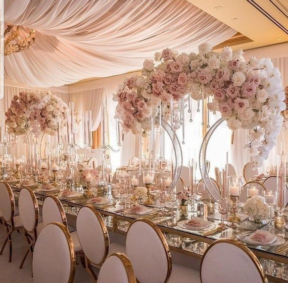 Decoración boda glam🌟 6