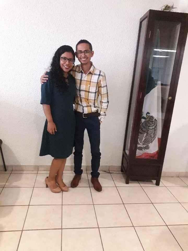 Oficialmente Sra. De González.❤ - 1