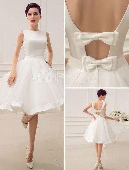 Vestidos pin up de boda